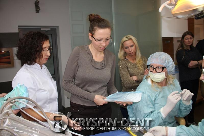 Profesjonalna Asysta w Implantologii - szkolenia dla Dentystów w Gdańsku - Kryspin-Dent